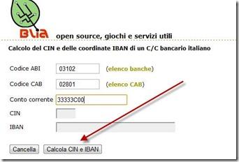 Come trovare i codici ABI, CAB, CIN, IBAN, SWIFT e BIC di ...